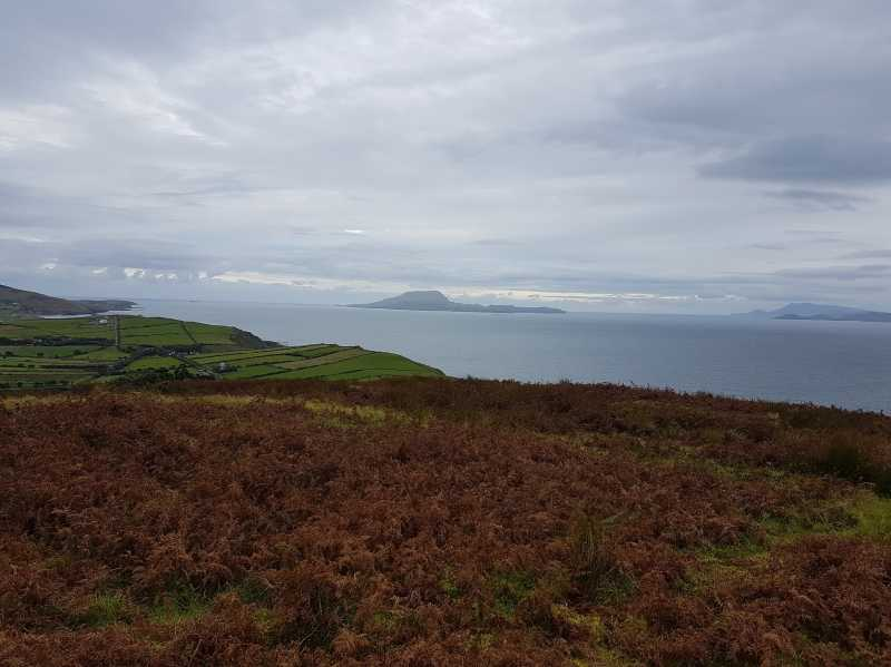MountainViews.ie Picture about mountain Old Head in area Mayo Coastal Hill, Ireland
