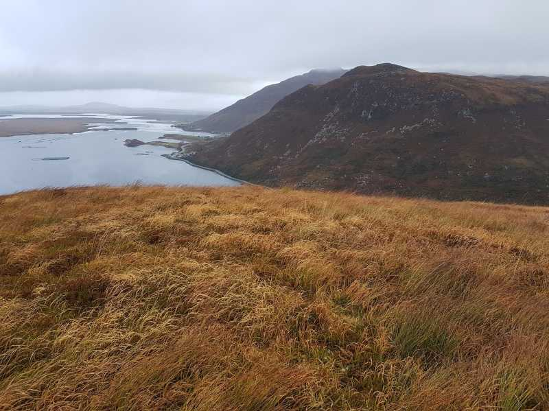 MountainViews.ie Picture about mountain Trawoughter Hill in area Mayo Coastal Hill, Ireland