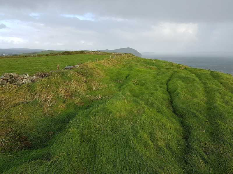 MountainViews.ie Picture about mountain Kilcloher Head  in area Clare Coastal Hill, Ireland
