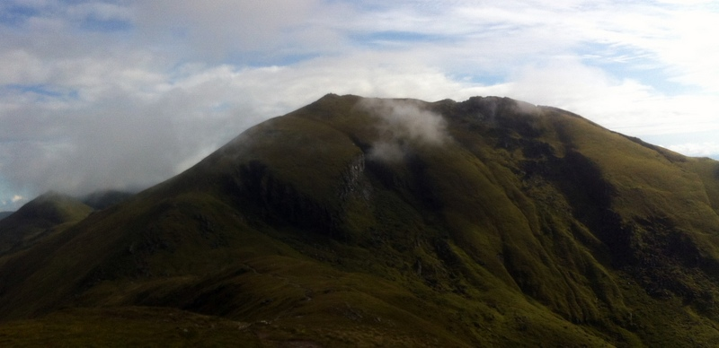 MountainViews.ie Picture about mountain Ben Lawers in area Glen Lyon to Glen Dochart and Loch Tay, Ireland