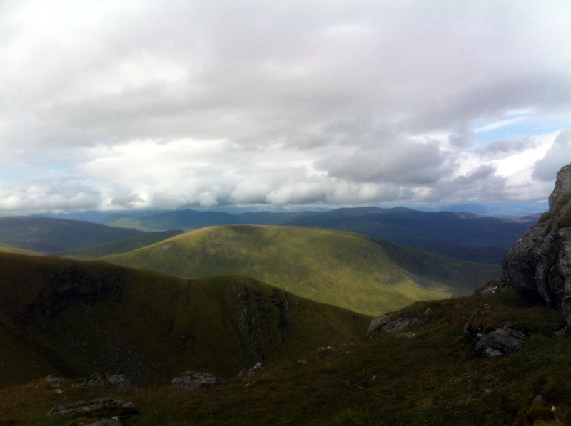 MountainViews.ie Picture about mountain Meall a