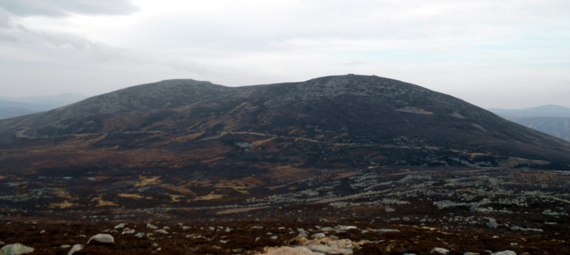 MountainViews.ie Picture about mountain Conachcraig in area Braemar to Montrose, Ireland