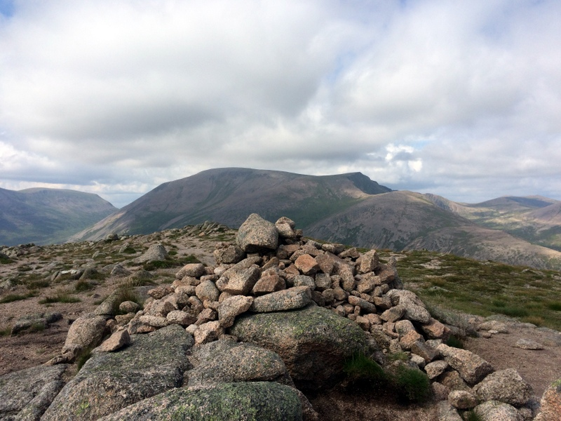 MountainViews.ie Picture about mountain Carn a