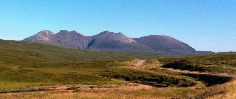 MountainViews.ie Picture about mountain An Teallach - Sgurr Fiona in area Loch Maree to Loch Broom, Ireland