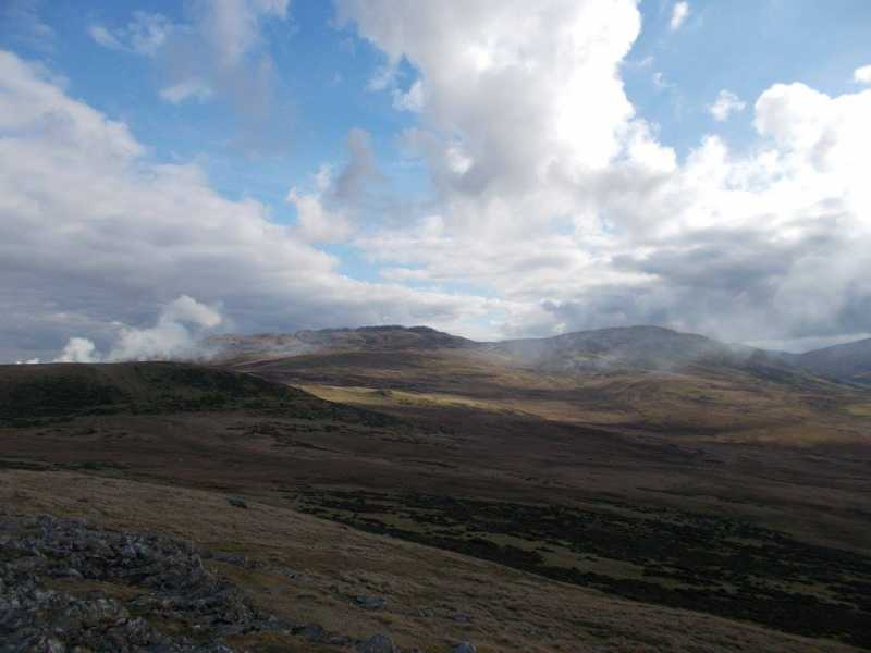 MountainViews.ie Picture about mountain Clip y Orsedd  in area Snowdonia, Ireland