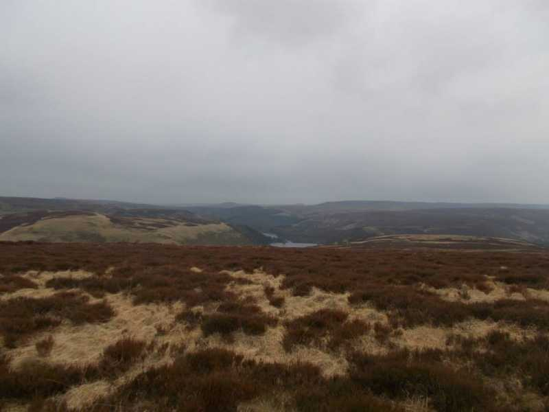 MountainViews.ie Picture about mountain Upper Hey  in area Lancashire, Cheshire & the Southern Pennines, Ireland