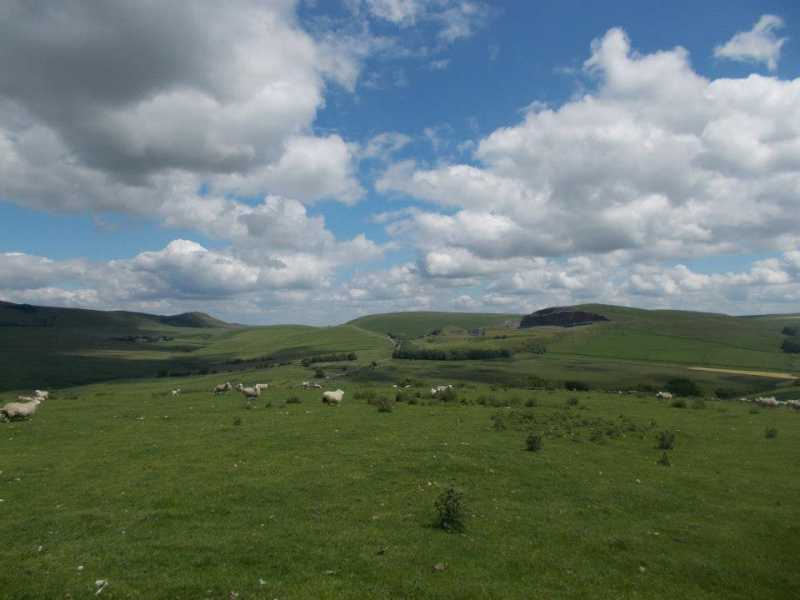 MountainViews.ie Picture about mountain Gautries Hill  in area Lancashire, Cheshire & the Southern Pennines, Ireland