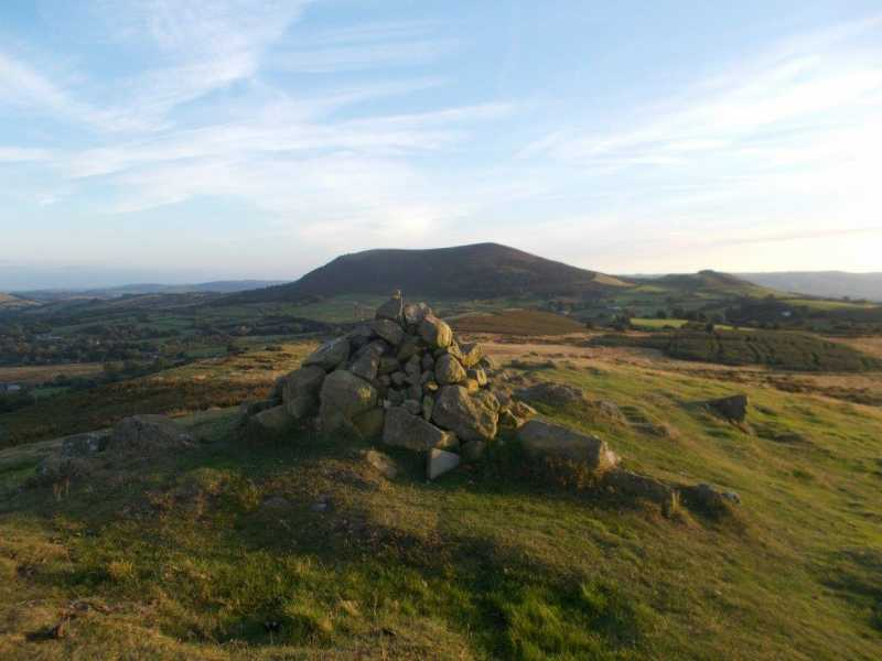 MountainViews.ie Picture about mountain Stapeley Hill  in area Shropshire, Ireland