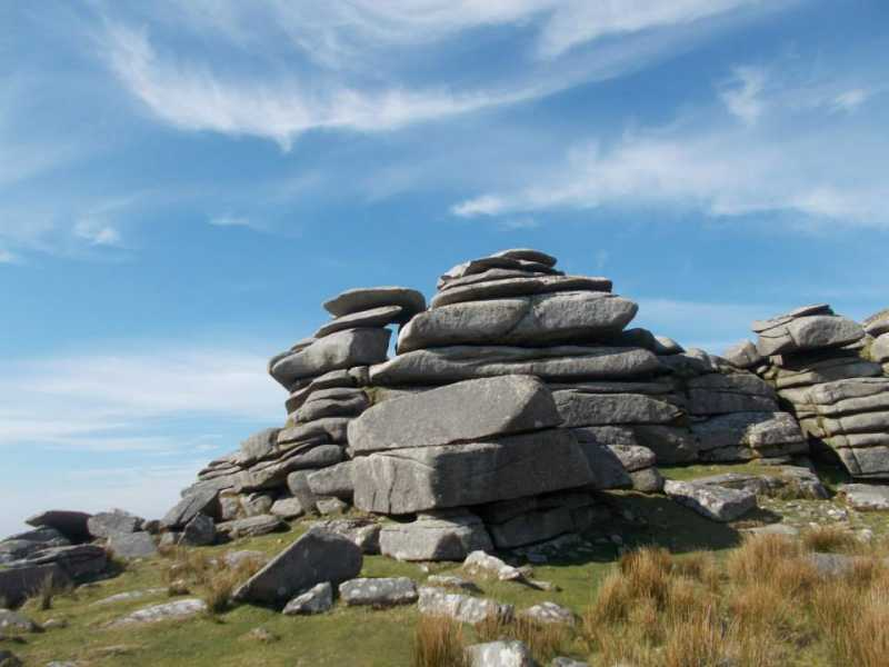 MountainViews.ie Picture about mountain Rough Tor  in area Cornwall & Devon, Ireland