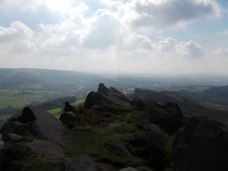 MountainViews.ie Picture about mountain Ramshaw Rocks  in area Lancashire, Cheshire & the Southern Pennines, Ireland
