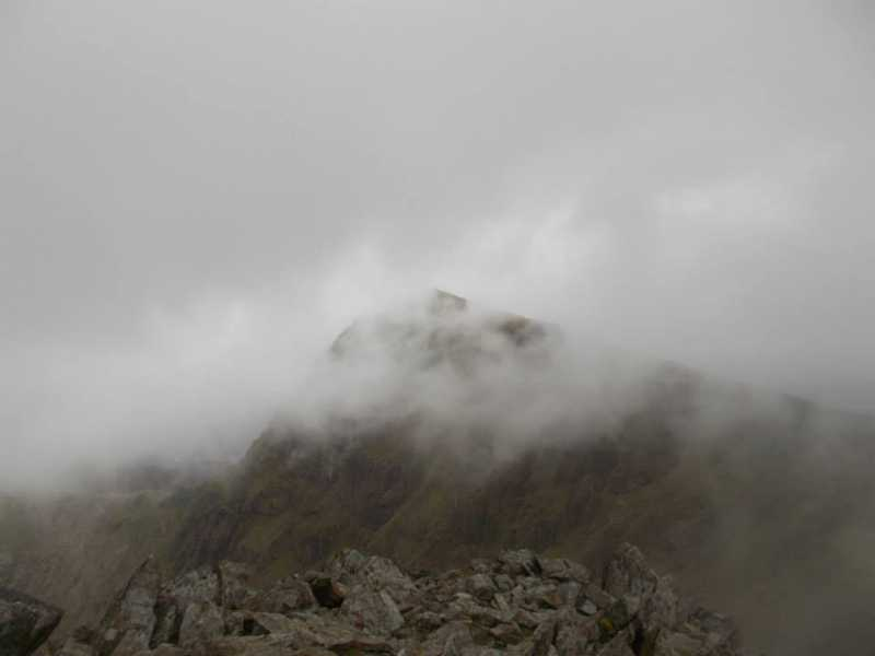 MountainViews.ie Picture about mountain Crib y Ddysgl  in area Snowdonia, Ireland