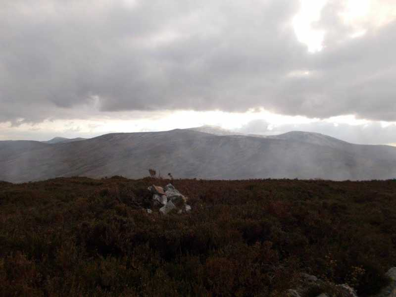 MountainViews.ie Picture about mountain Foel Lwyd  in area Snowdonia, Ireland