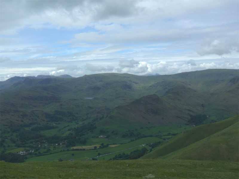 MountainViews.ie Picture about mountain Sergeant Man in area Lake District - Central & Western Fells, Ireland