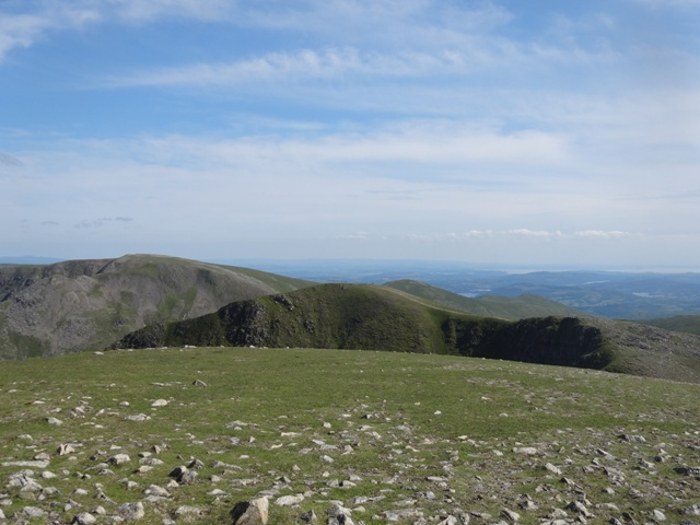 MountainViews.ie Picture about mountain High Crag (Grisedale) in area Lake District - Eastern Fells, Ireland