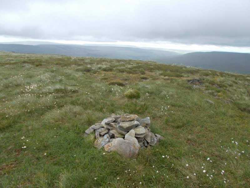 MountainViews.ie Picture about mountain Plover Hill  in area The Central Pennines, Ireland