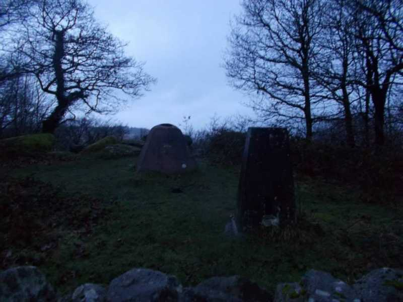 MountainViews.ie Picture about mountain Buck Stone  in area West Gloucestershire, Hereford & Worcester, Ireland