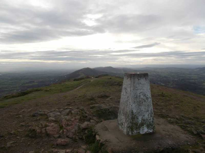 MountainViews.ie Picture about mountain Worcestershire Beacon  in area West Gloucestershire, Hereford & Worcester, Ireland