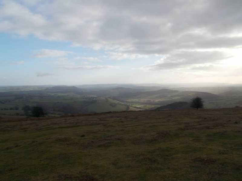MountainViews.ie Picture about mountain Garway Hill  in area West Gloucestershire, Hereford & Worcester, Ireland