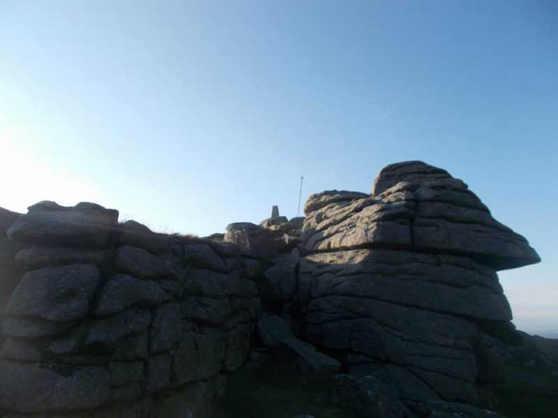 MountainViews.ie Picture about mountain Yes Tor in area Cornwall & Devon, Ireland