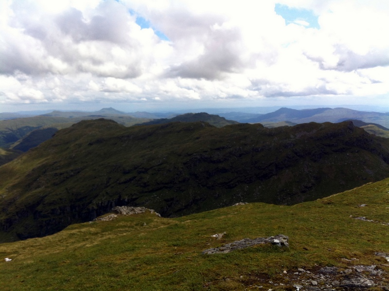 MountainViews.ie Picture about mountain Beinn a
