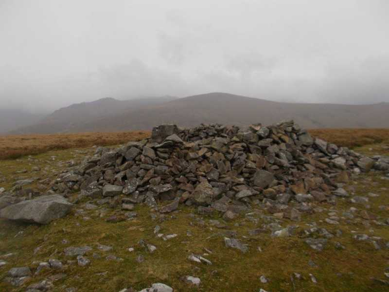 MountainViews.ie Picture about mountain Moel Wnion  in area Snowdonia, Ireland