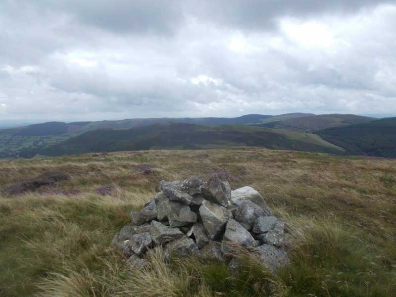 MountainViews.ie Picture about mountain Craig Rhiwarth  in area Bala to Welshpool, Ireland