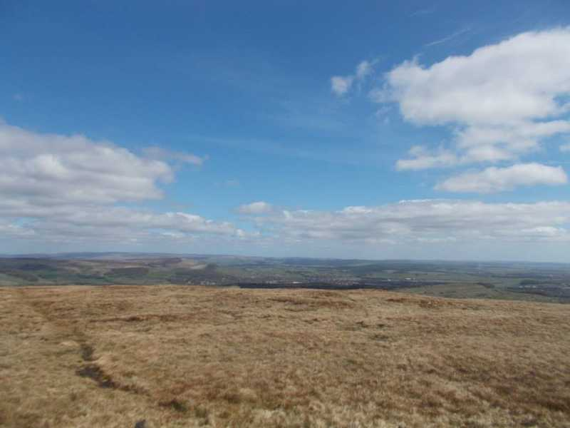 MountainViews.ie Picture about mountain Axe Edge Moor  in area Lancashire, Cheshire & the Southern Pennines, Ireland