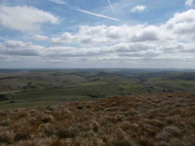 MountainViews.ie Picture about mountain Axe Edge  in area Lancashire, Cheshire & the Southern Pennines, Ireland