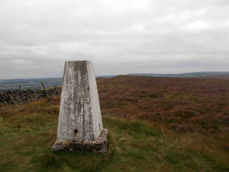 MountainViews.ie Picture about mountain Black Edge  in area Lancashire, Cheshire & the Southern Pennines, Ireland