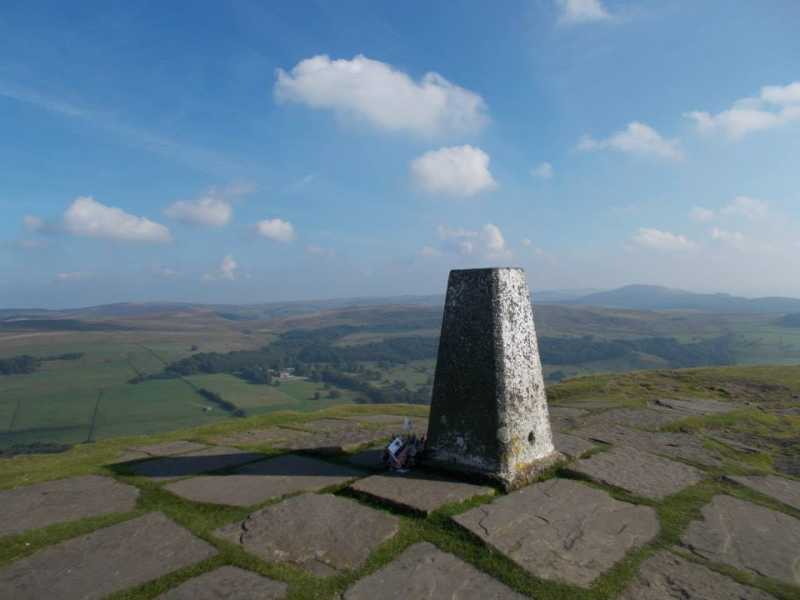 MountainViews.ie Picture about mountain Shutlingsloe  in area Lancashire, Cheshire & the Southern Pennines, Ireland