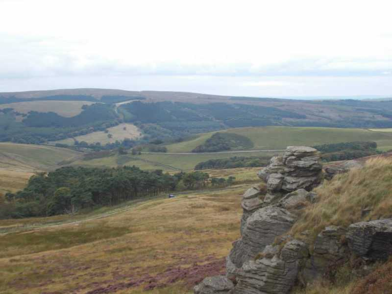MountainViews.ie Picture about mountain Combs Head  in area Lancashire, Cheshire & the Southern Pennines, Ireland