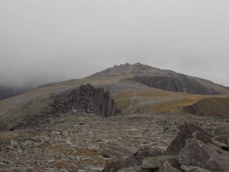 MountainViews.ie Picture about mountain Castell y Gwynt in area Snowdonia, Ireland