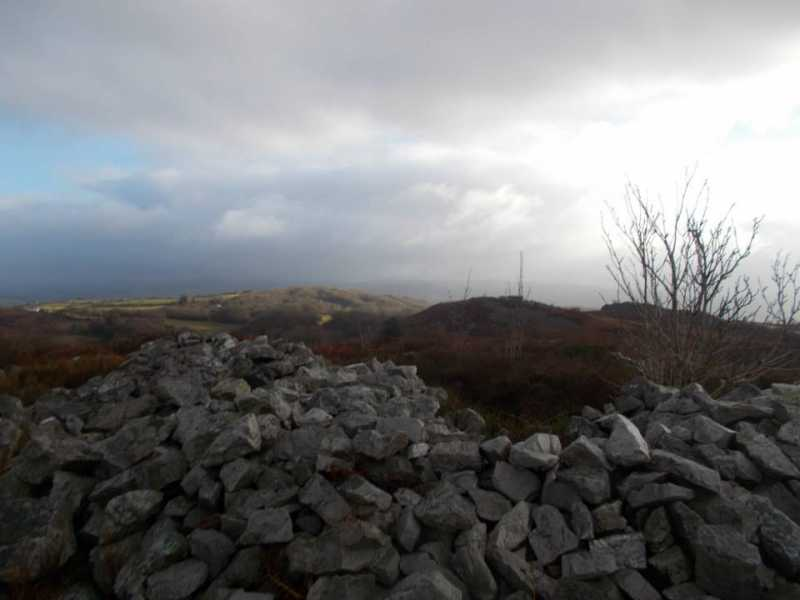 MountainViews.ie Picture about mountain Banc y Llyn  in area Carmarthen to Vale of Neath, Ireland