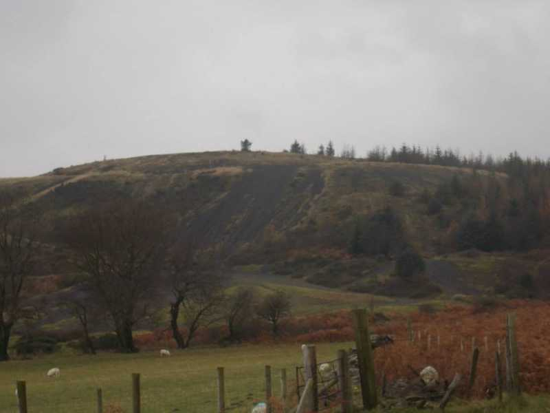 MountainViews.ie Picture about mountain Mynydd y Grug  in area Neath to Chepstow, Ireland