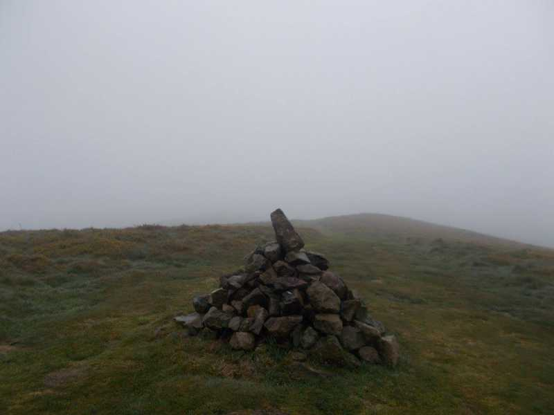 MountainViews.ie Picture about mountain Hope Bowdler Hill  in area Shropshire, Ireland