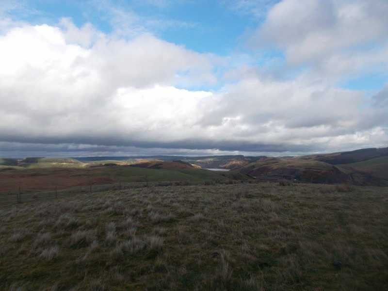 MountainViews.ie Picture about mountain Cnapyn Melyn [Pen Rhiwbie]  in area South-West Wales, Ireland