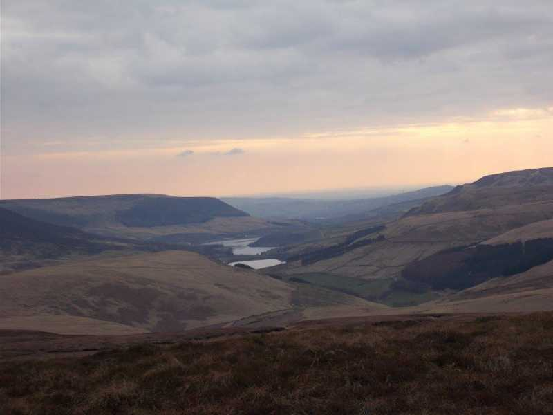 MountainViews.ie Picture about mountain Dead Edge End  in area Lancashire, Cheshire & the Southern Pennines, Ireland