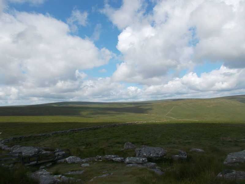 MountainViews.ie Picture about mountain Sittaford Tor in area Cornwall & Devon, Ireland