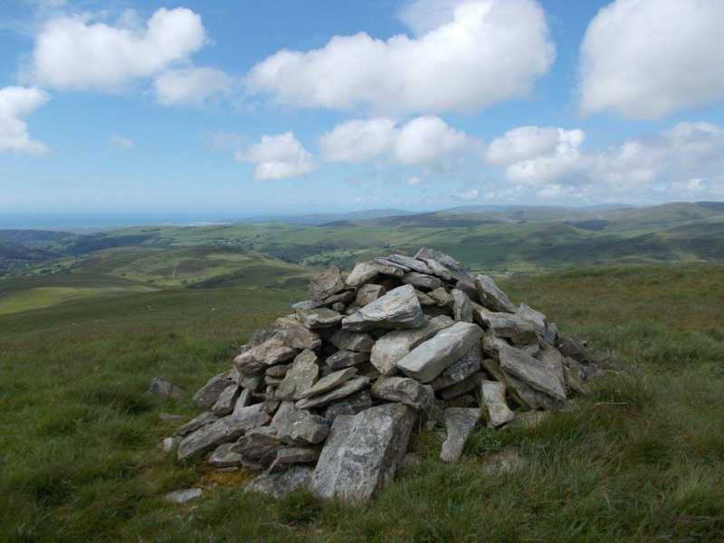 MountainViews.ie Picture about mountain Pen Craigypistyll  in area Aberystwyth to Welshpool, Ireland