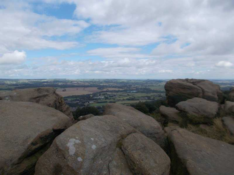 MountainViews.ie Picture about mountain The Chevin  in area The Central Pennines, Ireland