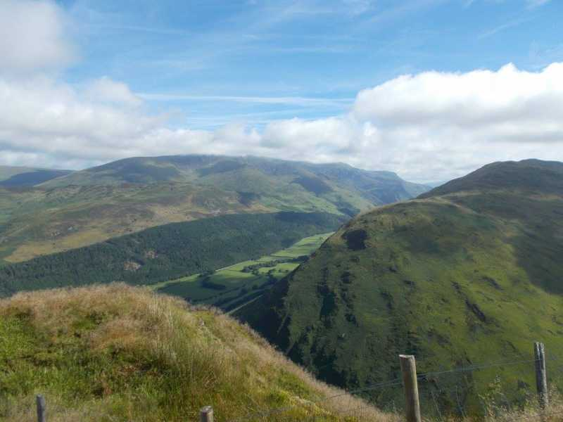 MountainViews.ie Picture about mountain Foel Pandy  in area Dolgellau to Machynlleth, Ireland