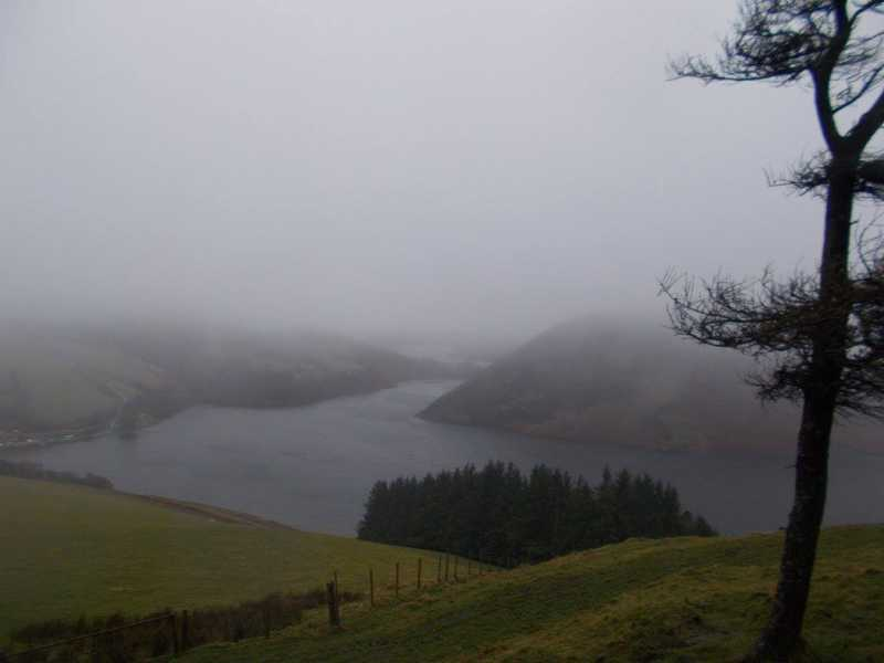 MountainViews.ie Picture about mountain Yr Allt  in area Aberystwyth to Welshpool, Ireland