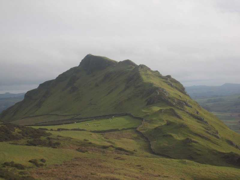 MountainViews.ie Picture about mountain Chrome Hill  in area Lancashire, Cheshire & the Southern Pennines, Ireland