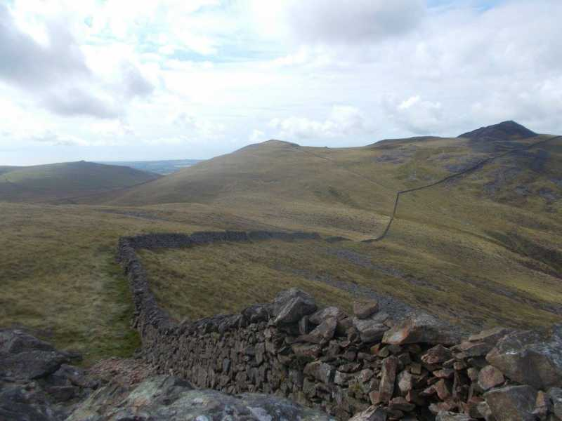 MountainViews.ie Picture about mountain Gyrn Ddu  in area Anglesey and the Lleyn Peninsula, Ireland
