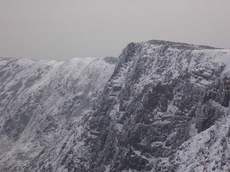 MountainViews.ie Picture about mountain Carnedd Llewelyn  in area Snowdonia, Ireland