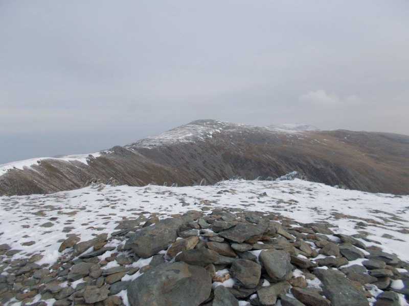 MountainViews.ie Picture about mountain Carnedd Dafydd  in area Snowdonia, Ireland