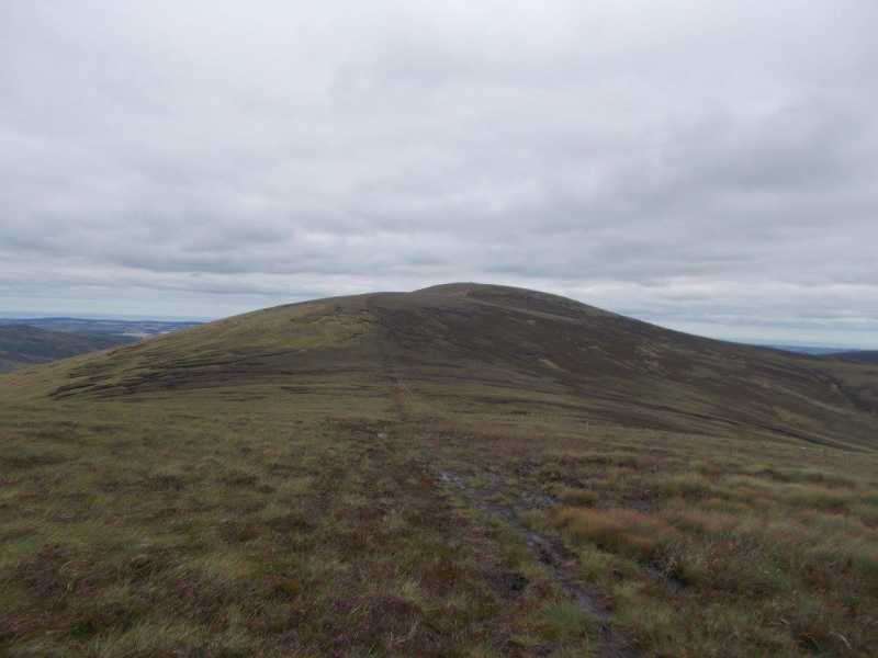 MountainViews.ie Picture about mountain Hedgehope Hill  in area The Scottish Border to the River Tyne, Ireland