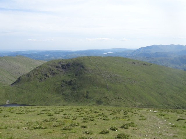 MountainViews.ie Picture about mountain Seat Sandal in area Lake District - Eastern Fells, Ireland