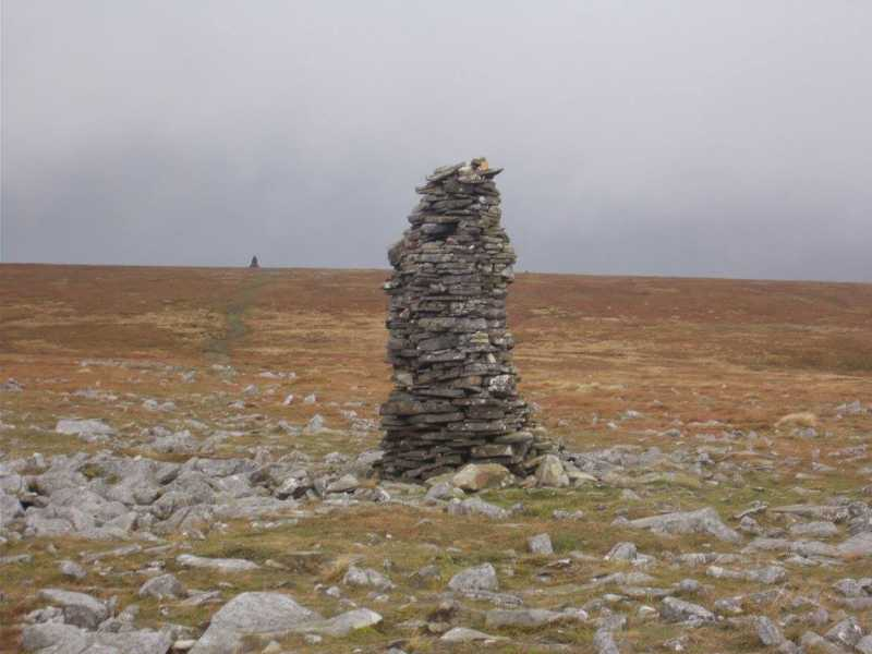 MountainViews.ie Picture about mountain Cross Fell  in area The Northern Pennines, Ireland