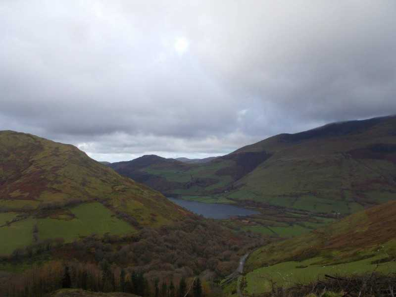 MountainViews.ie Picture about mountain Mynydd Cwmeiddew  in area Dolgellau to Machynlleth, Ireland